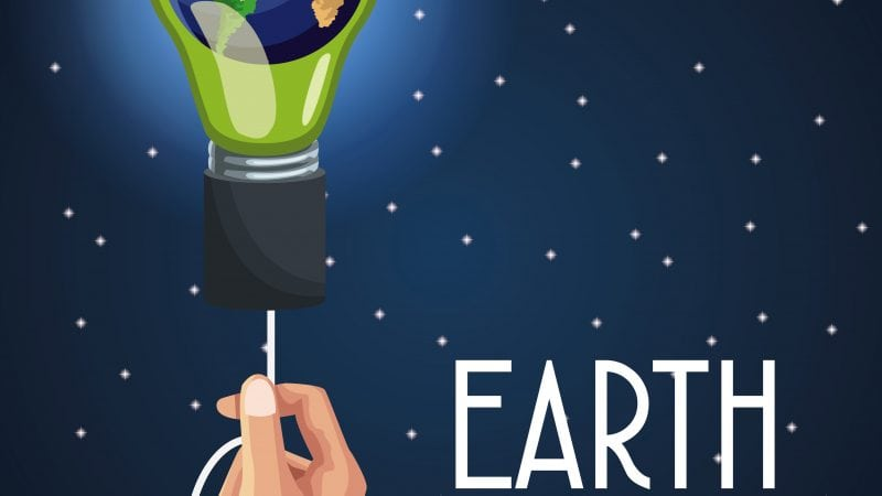 Earth Hour: Die Welt macht das Licht aus Auch die Stadt Regensburg nimmt an der größten Klima- und Umweltaktion teil. Und Du?