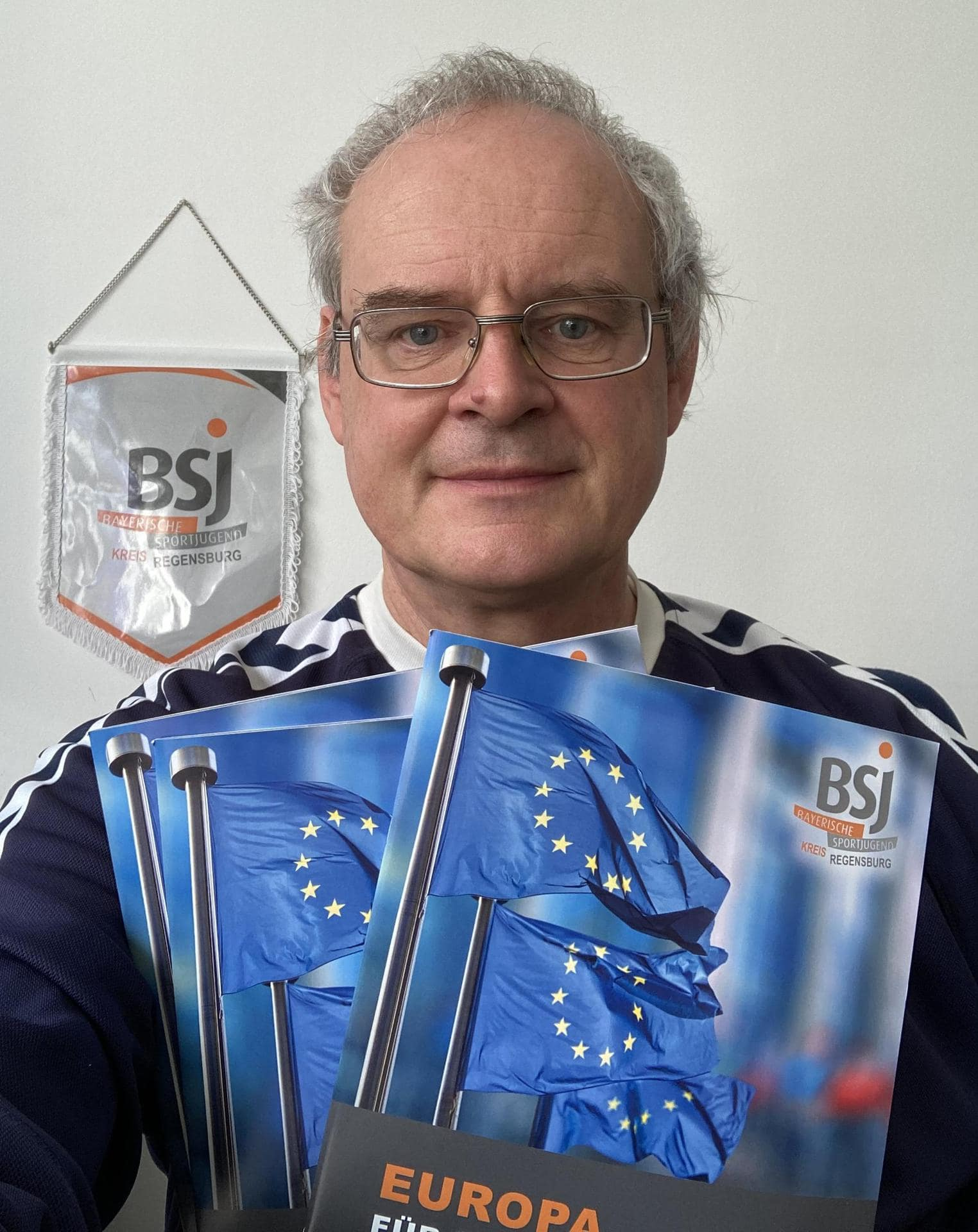 Sportjugend startet neues Europaprojekt Friedensprojekt Europa