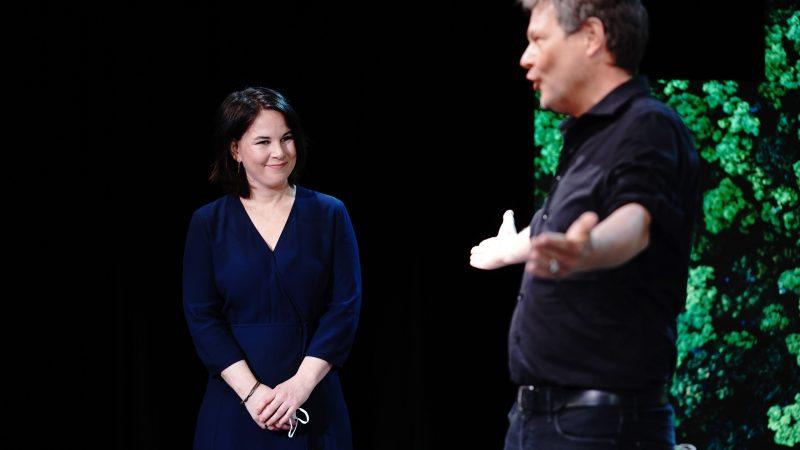 Annalena Baerbock wird grüne Kanzlerkandidatin