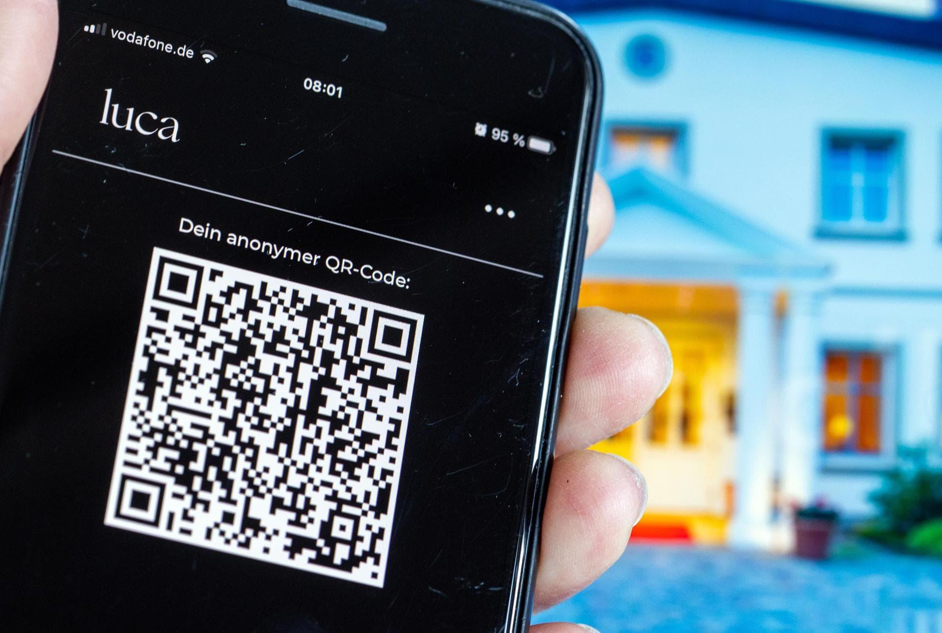 Bayern setzt bei Kontakt-Nachverfolgung auf Luca-App Kostenlose App