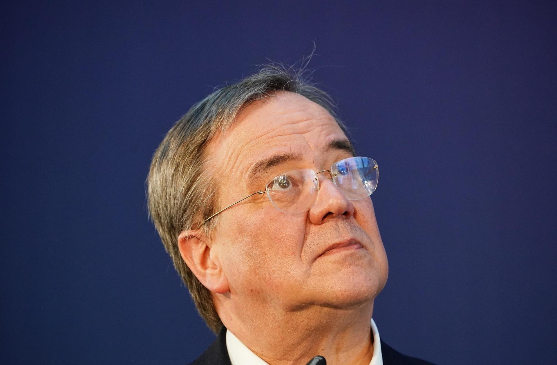 CDU berät über Kanzlerkandidatur der Union Bundestagswahlkampf