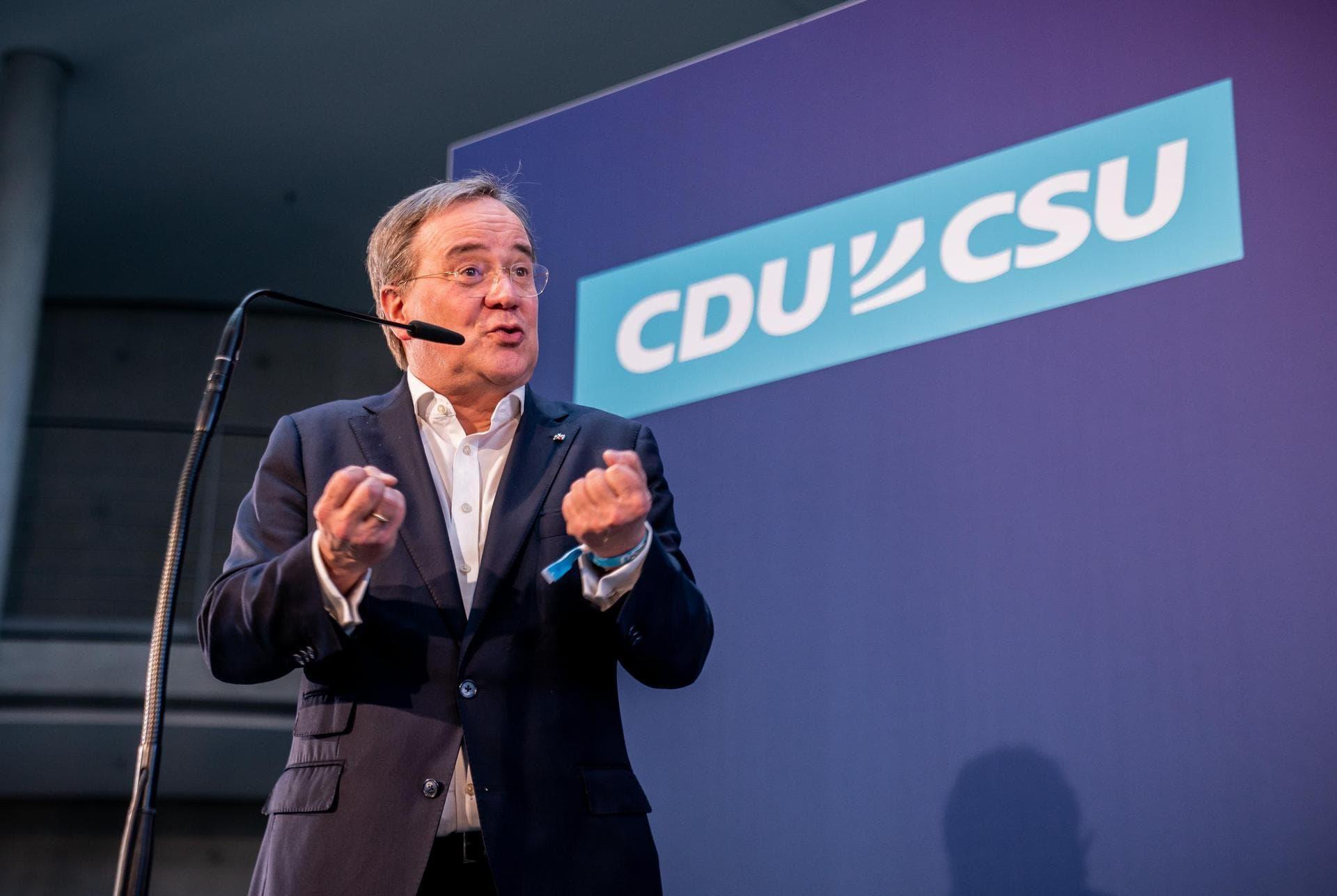 CSU: Hunderte Anträge auf Online-Mitgliedschaft Nach Laschet-Kür
