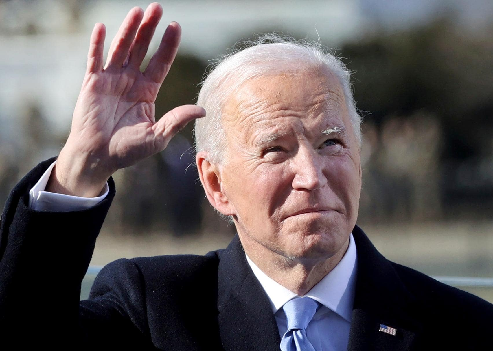 Der «Nine-to-Five»-Präsident: 100 Tage Biden im Weißen Haus US-Präsident