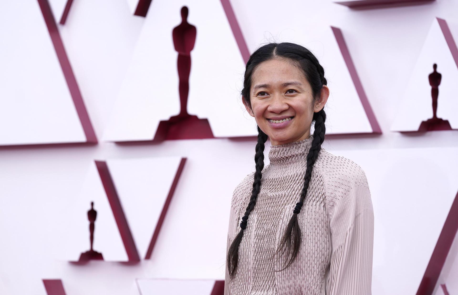 Drei Oscars für «Nomadland» Oscar-Gala
