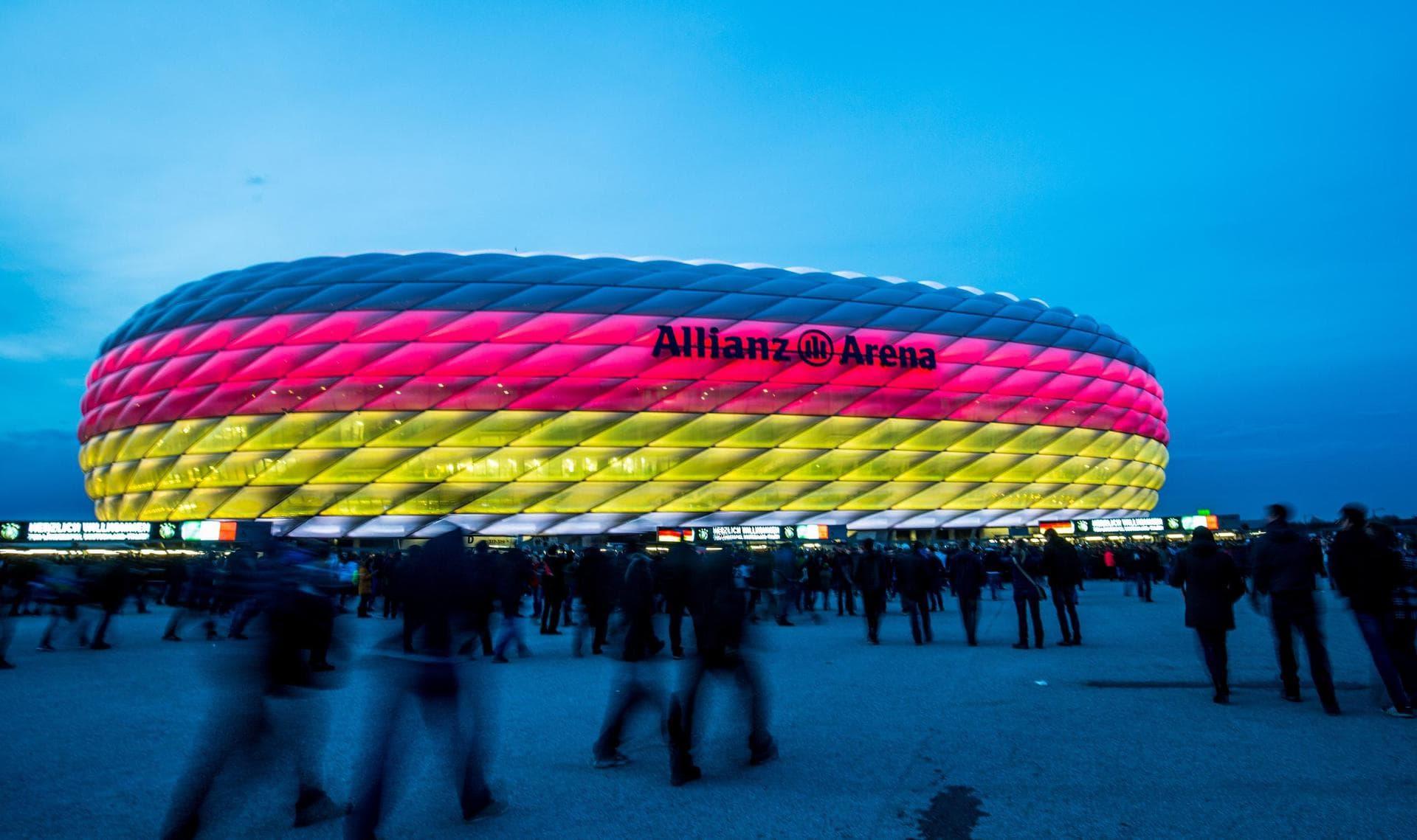Erlösung nach Zitterpartie? München hofft auf EM-Zusage Fußball-Europameisterschaft
