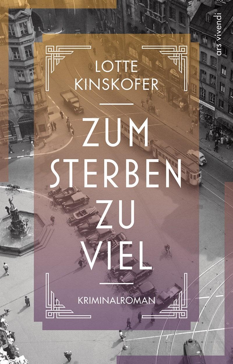 """Neuerscheinung: Zum Sterben zu viel Blizz verlost das neue Buch von Lotte Kinskofer """"Zum Sterben zu viel"""""""