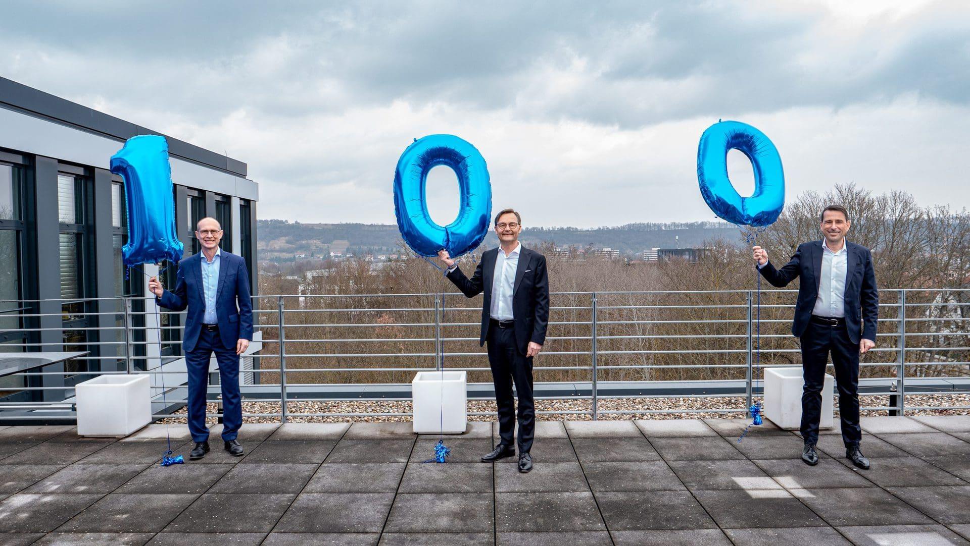 Bayernwerk feiert 100-jähriges Jubiläum Ein Blick in die Vergangenheit und die Zukunft