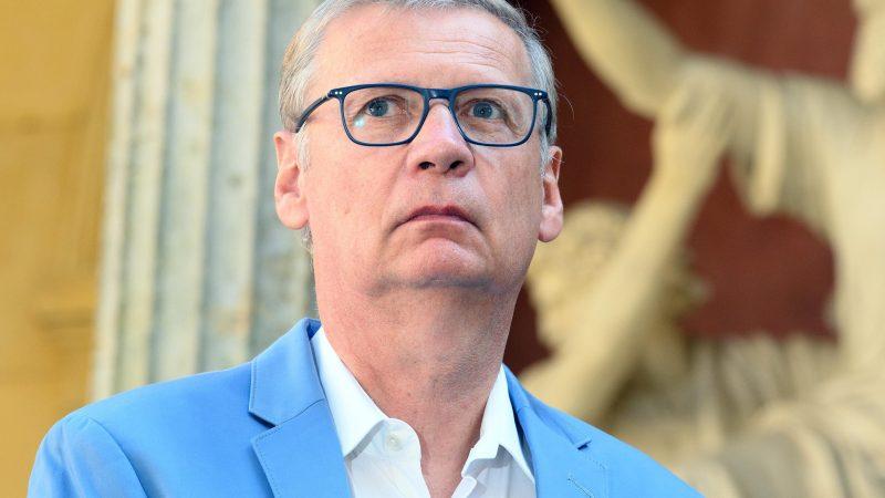 Günther Jauch hat Corona