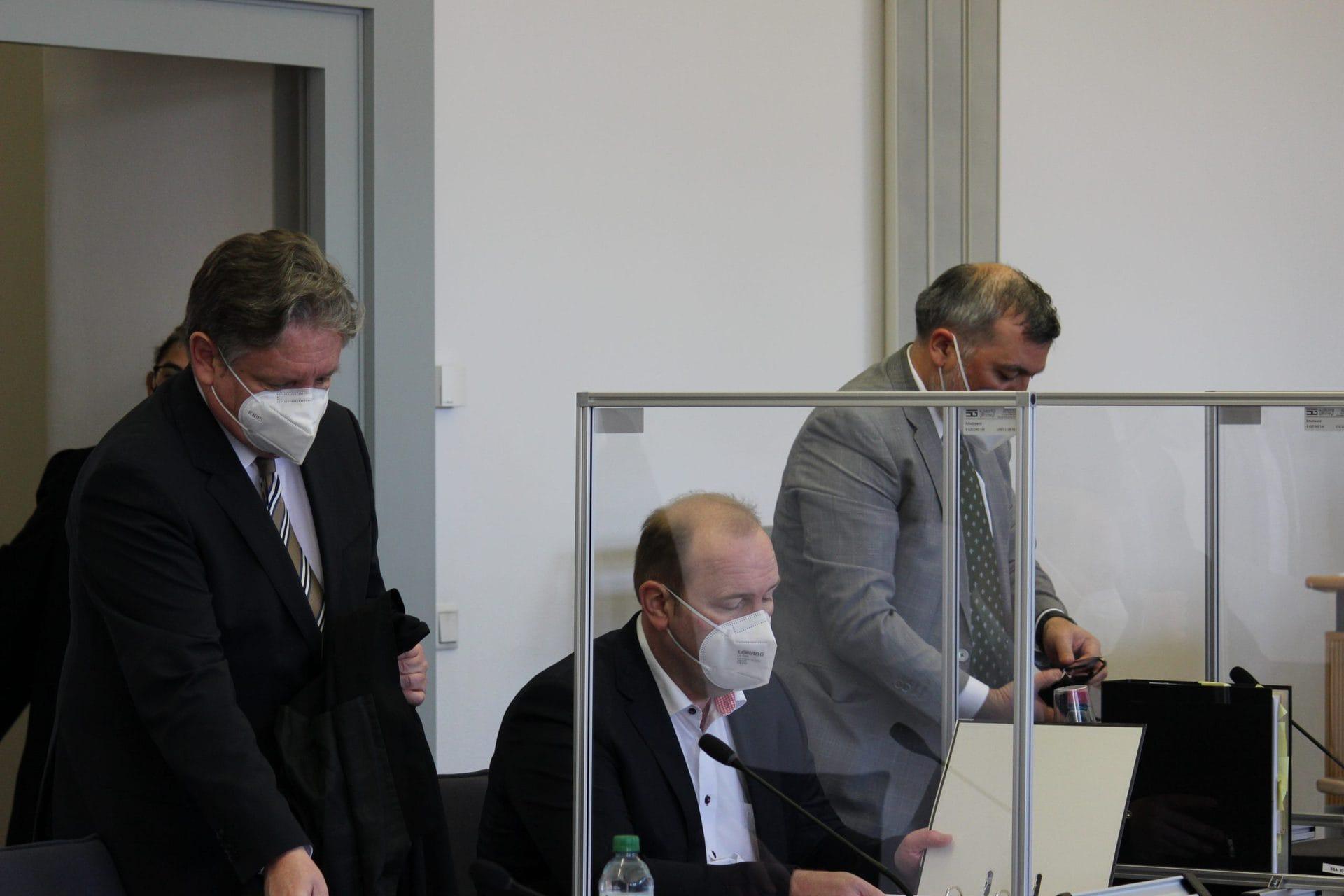 Grund zur Freude für Angeklagten? Dritter Verhandlungstag im Fall Christian Schlegl