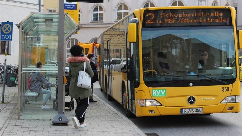 """""""Wir bewegen uns bis heute auf einem sehr niedrigem Niveau"""" Der RVV kämpft gegen sinkende Fahrgastzahlen und fehlende Einnahmen"""