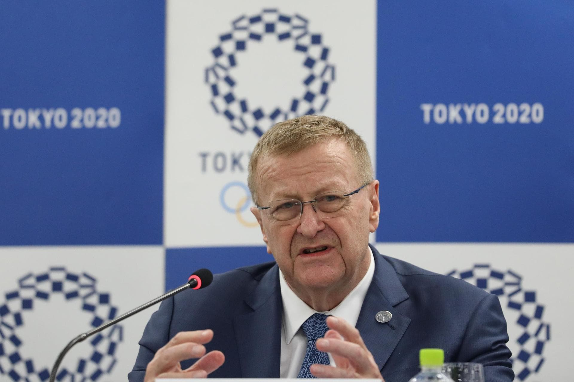 IOC-Vize schließt Olympia-Absage aus Sommerspiele in Tokio