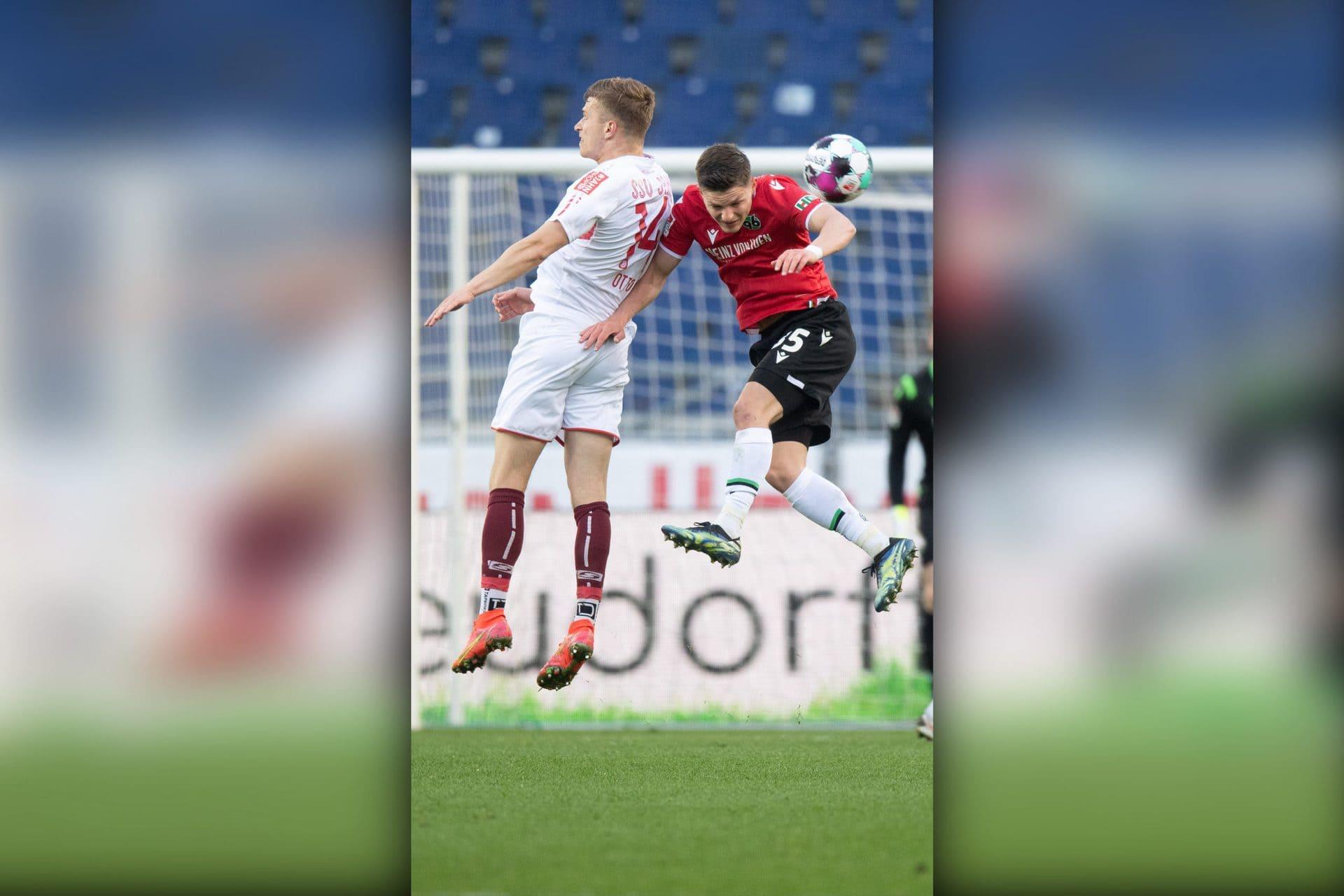 SSV Jahn verschläft den Beginn des Spiels Wird es nochmal eng für Regensburg?