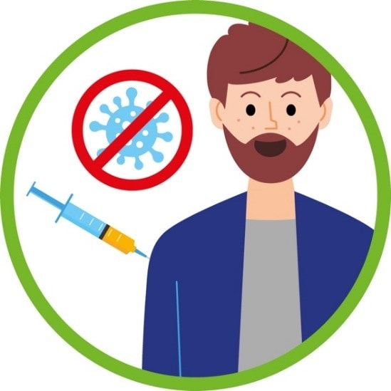 KJF: Video über die Corona-Impfung in Leichter Sprache Für Menschen mit mentalen Beeinträchtigungen