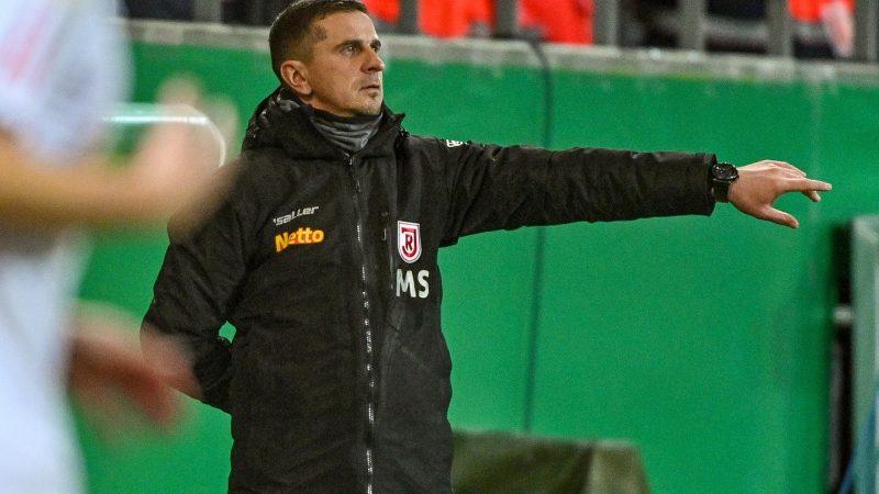 Regensburgs Trainer