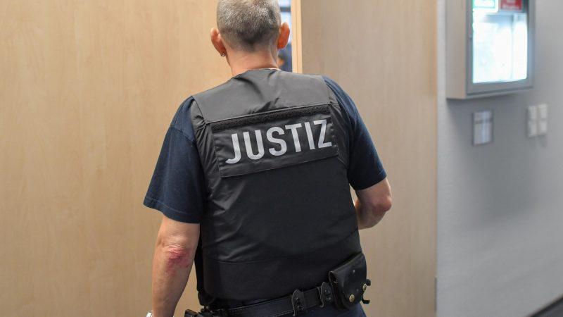 Justizmitarbeiter