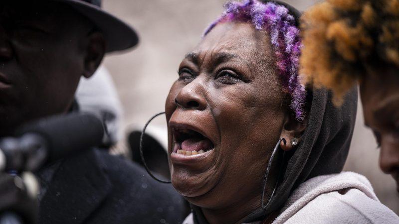 Proteste gegen Polizeigewalt