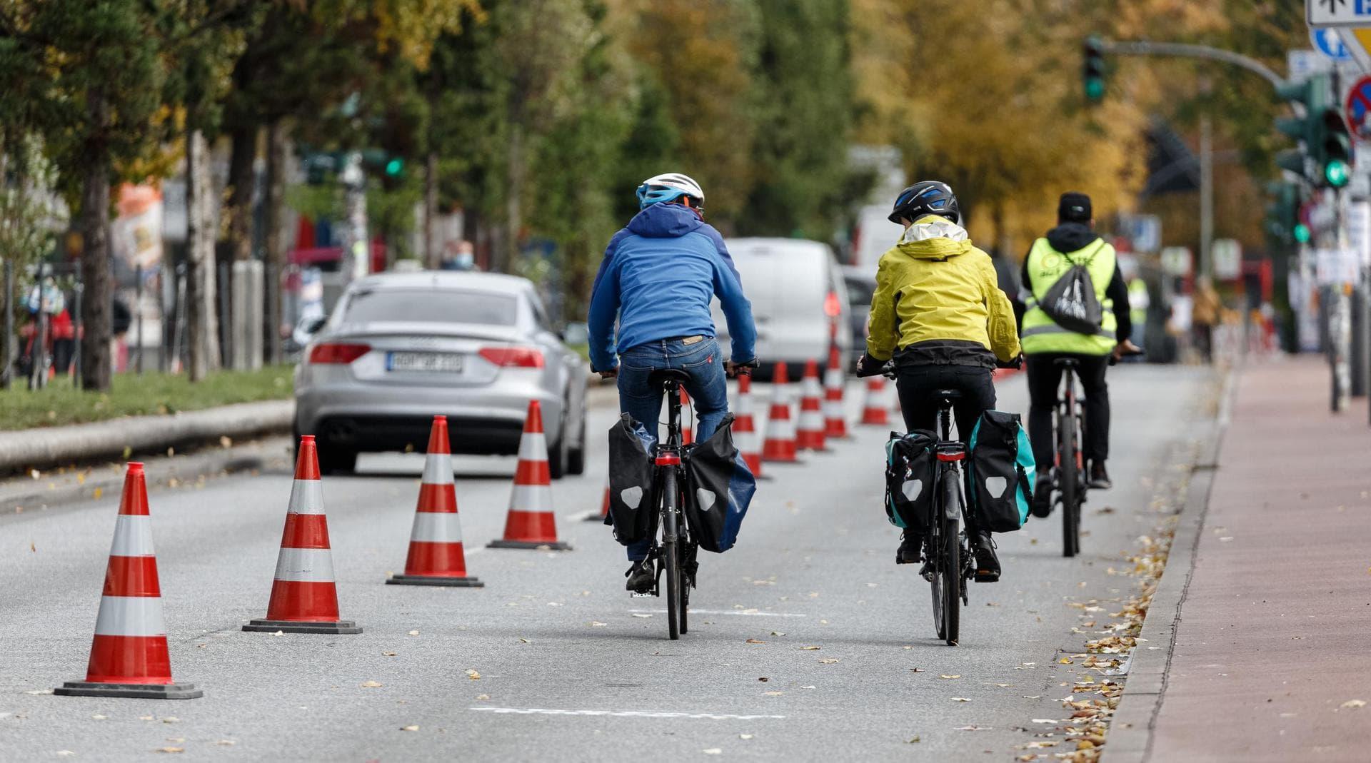 Radverkehr: Fahrradlobby und Kommunen hoffen auf Trendwende Verkehrspolitik