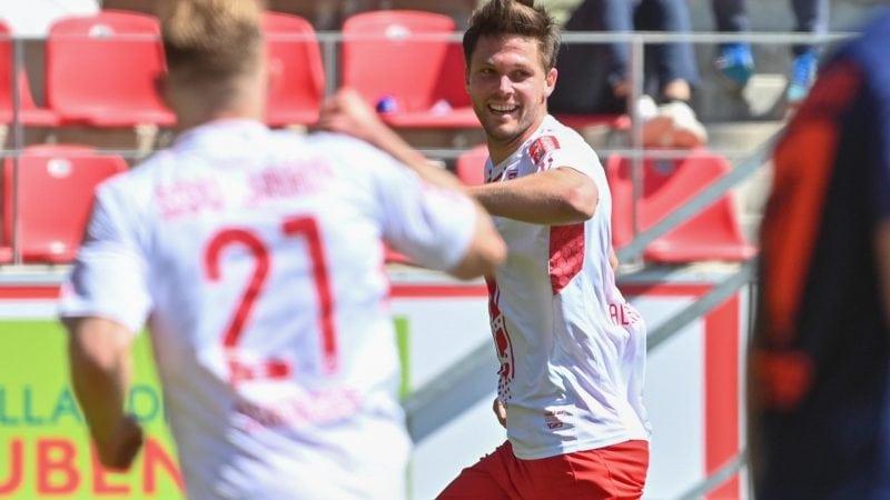 Jahn Regensburg - Hamburger SV