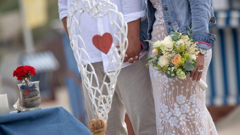 Hochzeit im Corona-Jahr 2020