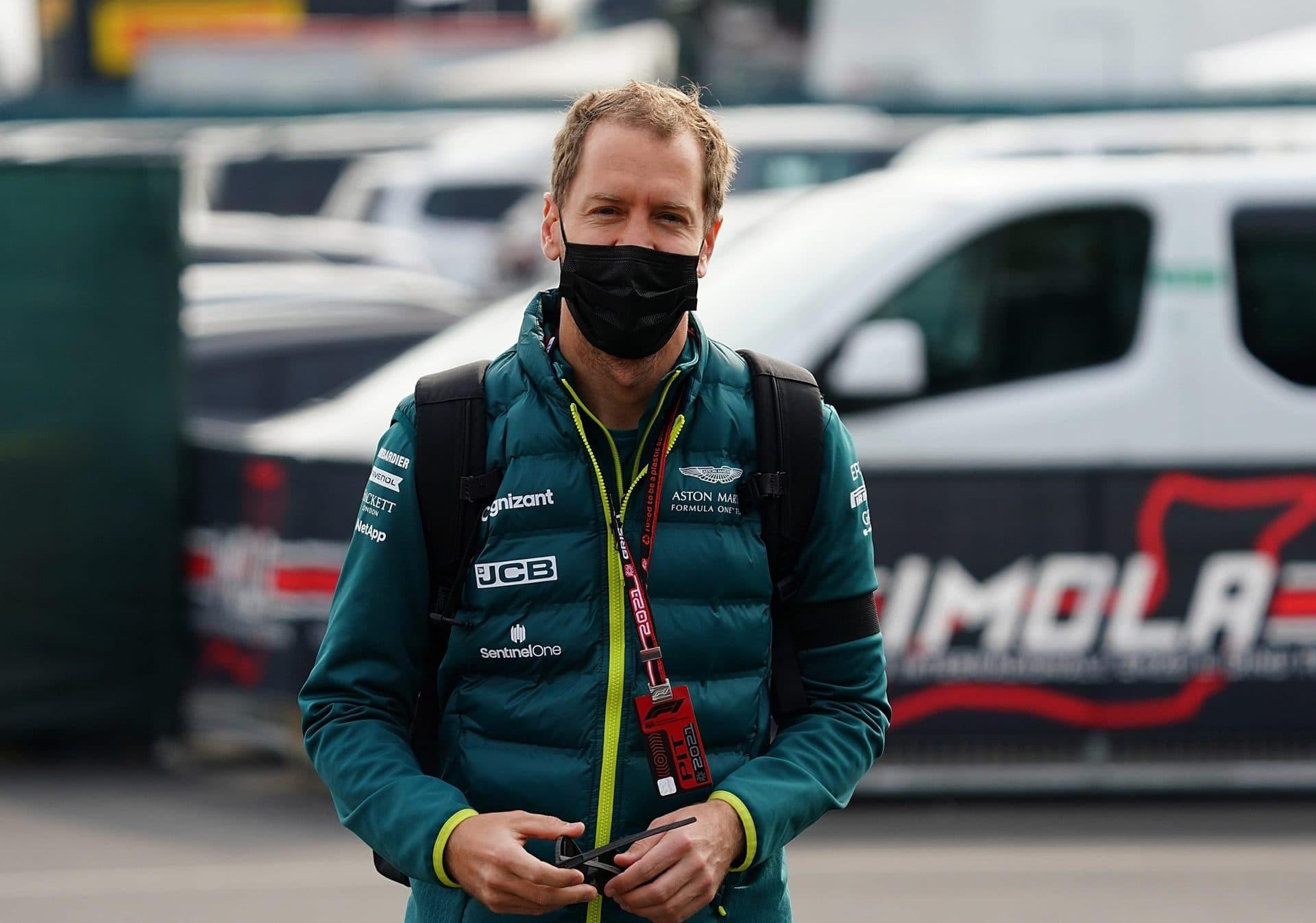 «Wurm drin»: Vettels Formel-1-Mängelverwaltung Rennen in Imola
