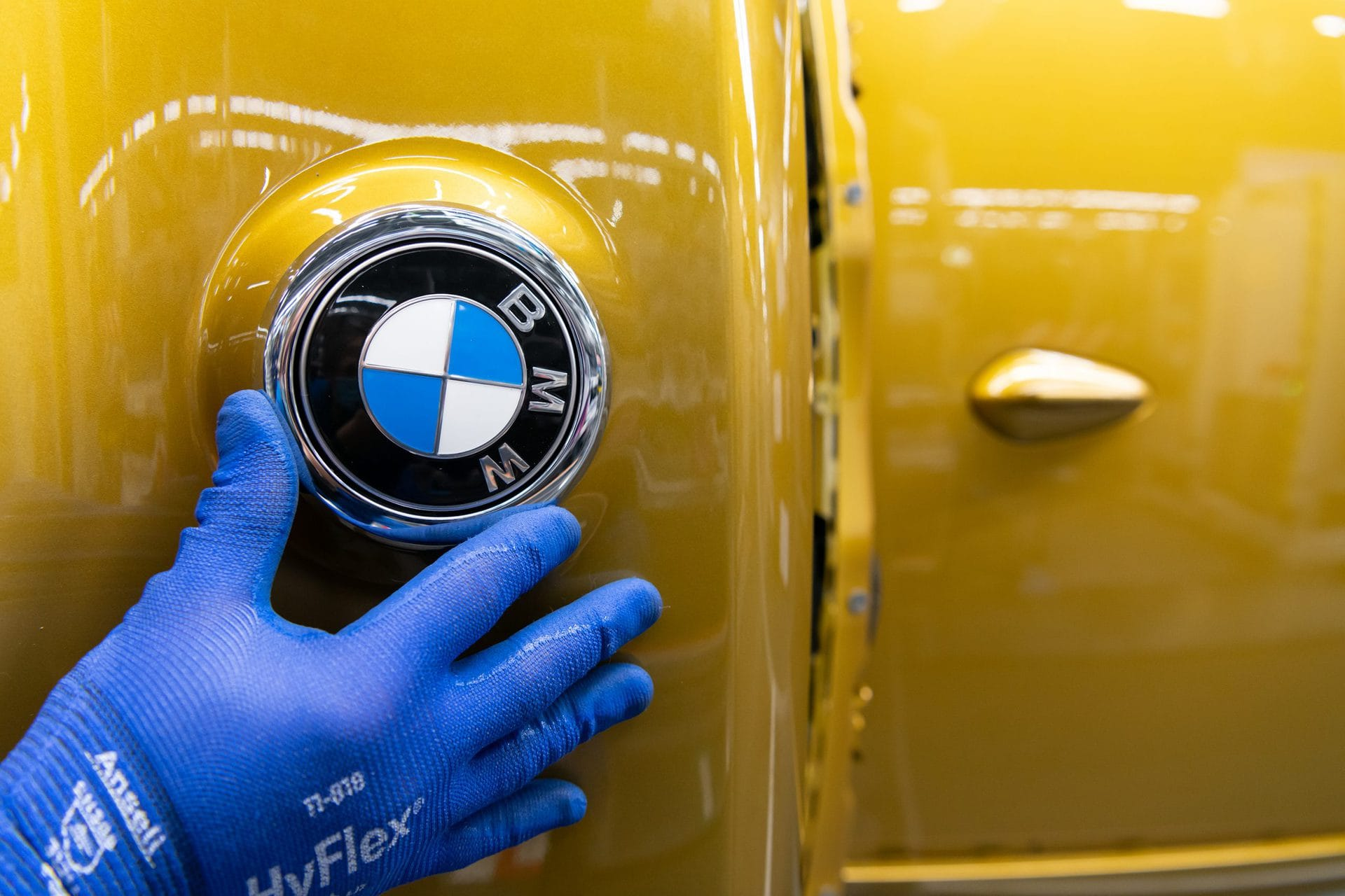 Flexibel auf dem Weg in die Zukunft Seit Ostern gilt bei BMW in Regensburg ein neues Arbeitszeitmodell