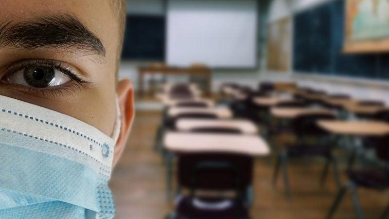 Söder kündigt Öffnung von Grundschulen an Bei einer regionalen Sieben-Tage-Inzidenz bis 165 ab Montag in Bayern möglich