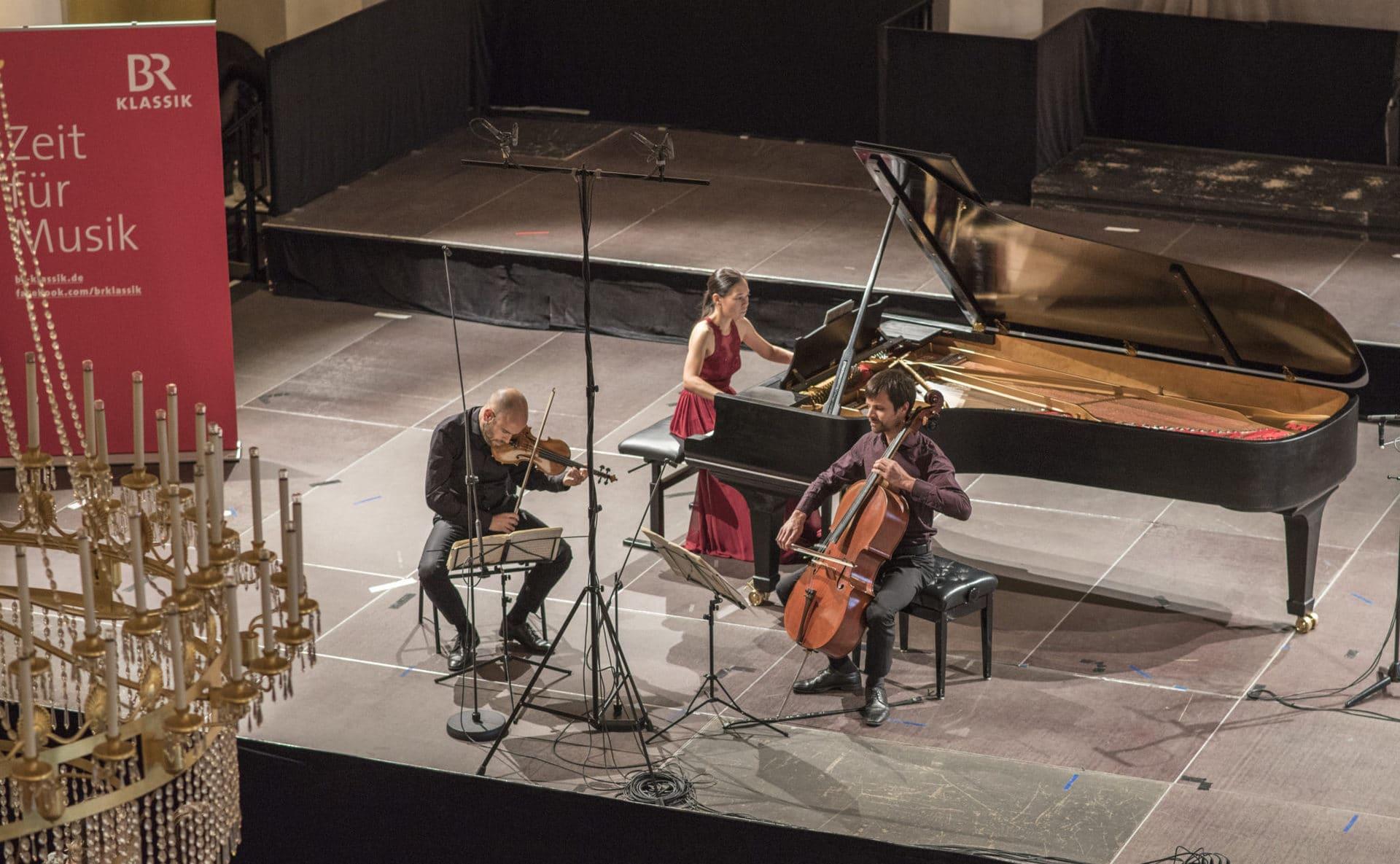 Ein Festival-Herbst von höchster Qualität Das 2. Kammermusikfestival Regensburg verbindet Regionalität mit Internationalität