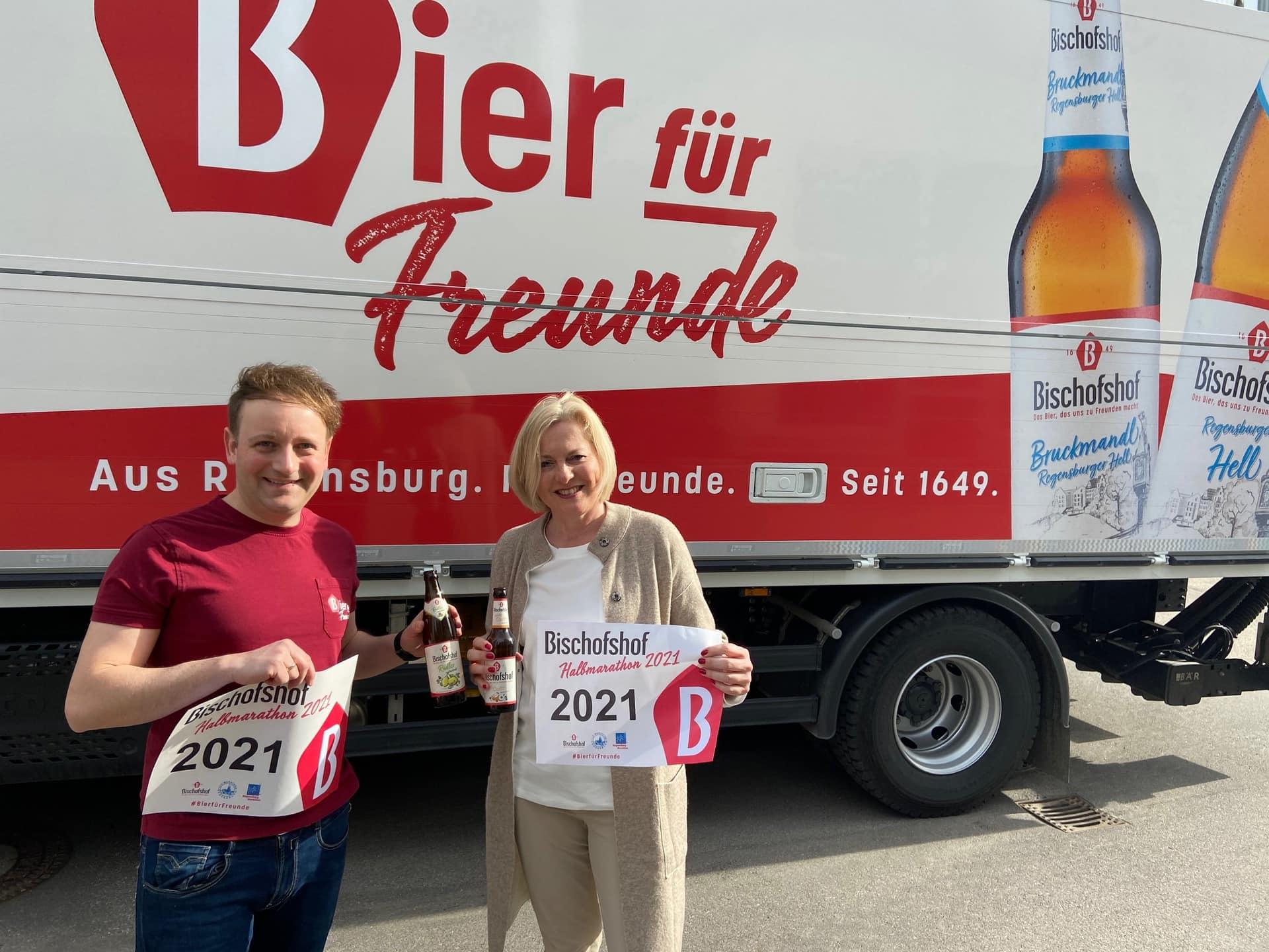 Regensburger Marathon erneut virtuell Anmeldung bis 16. Mai möglich / Kinder laufen ebenfalls viruell
