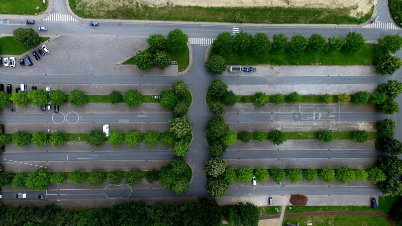 ÖDP setzt sich für grüne Parkplätze ein Regensburger Fraktion stellt Antrag zur nachhaltigen Parkplatzgestaltung