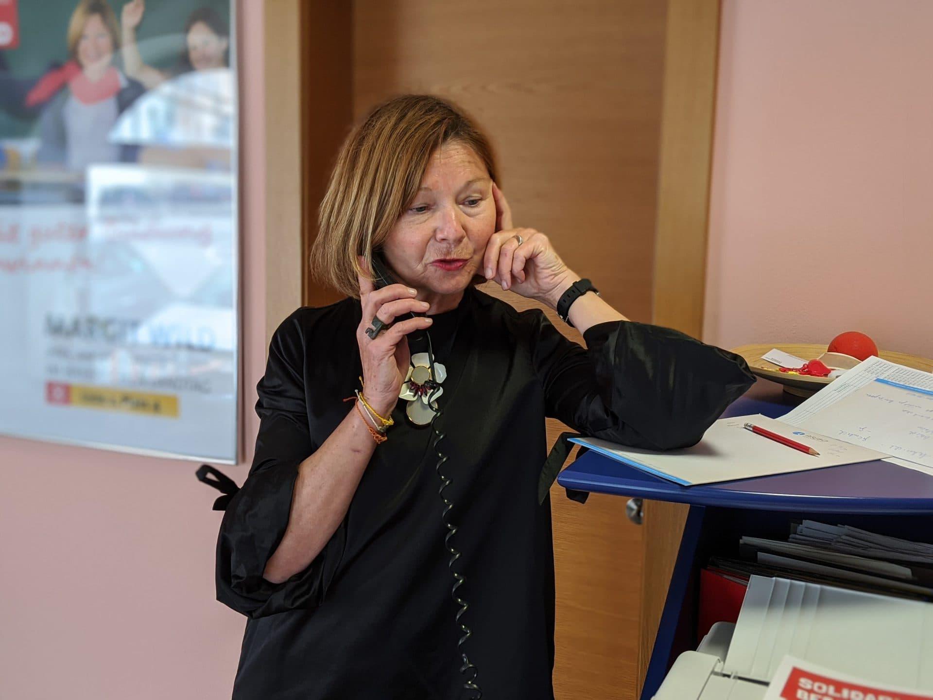 Telefonsprechstunde mit Margit Wild Regensburger SPD-Politikerin ist am Montag, 26. April, von 10 bis 12 Uhr erreichbar