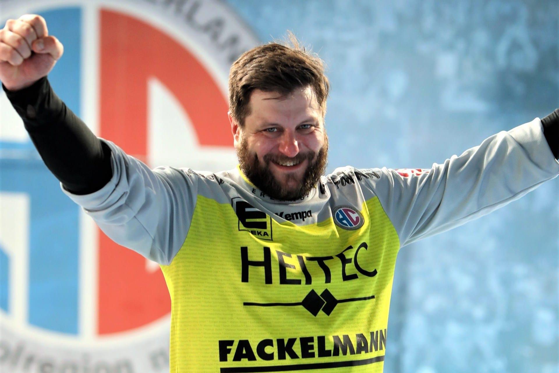 Handball: HC Erlangen siegt gegen Frisch Auf! Göppingen Große Leidenschaft der Franken