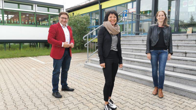 20210521 Hochbauförderung Tobias Gotthardt Andrea Dobsch Claudia Neumann