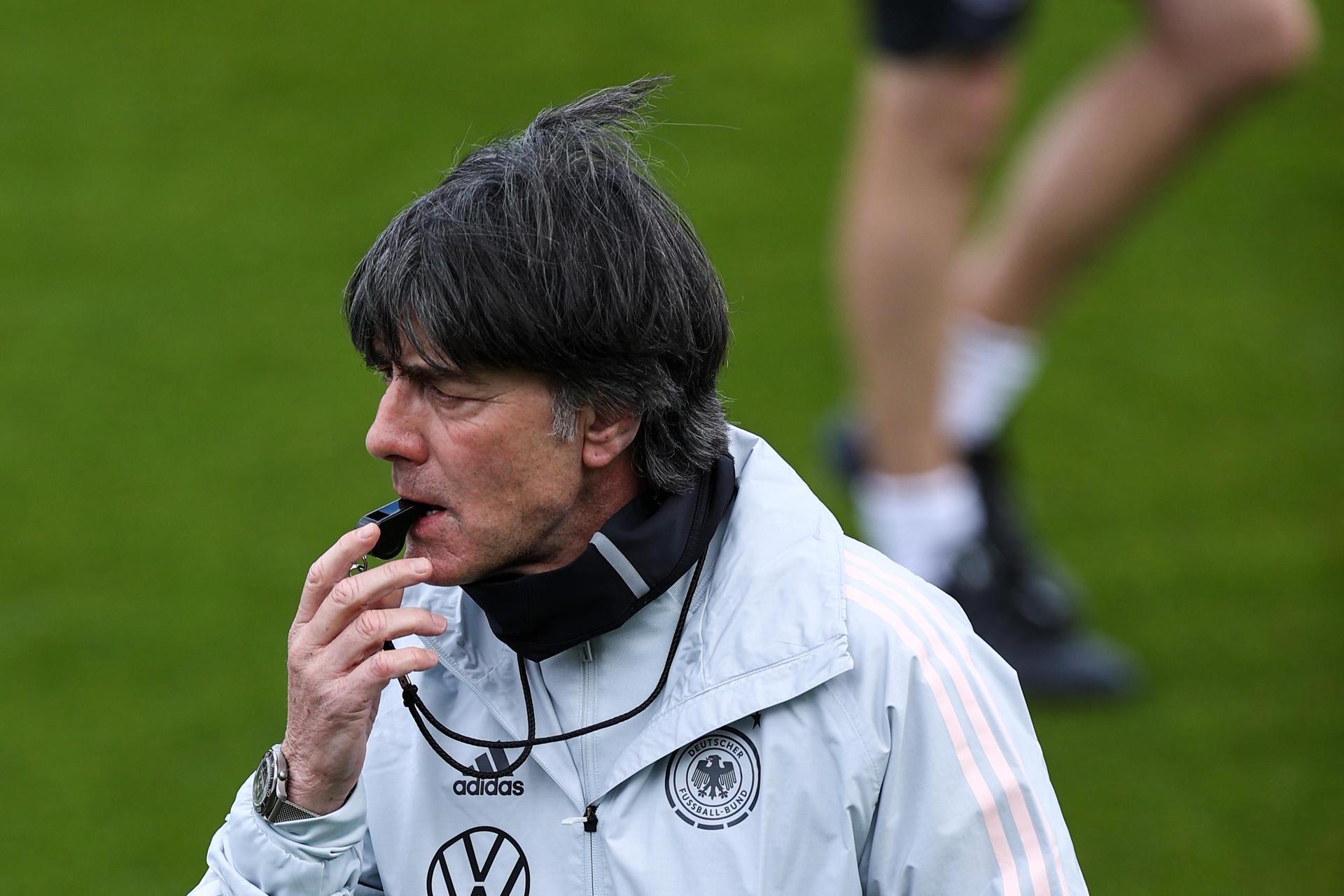 Automatismen und Gier: Löw stachelt Müller und Co. an DFB-Trainingscamp