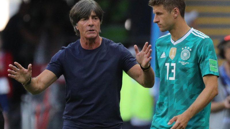 Comeback von Müller?