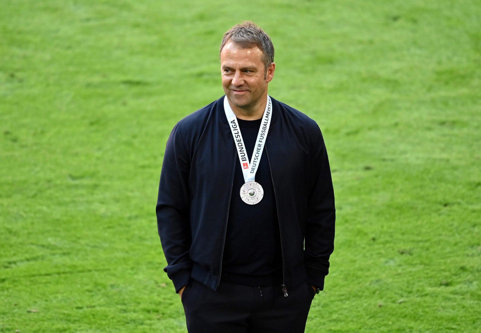 «Bild»: Flick beim DFB zur Unterschrift Neuer Bundestrainer