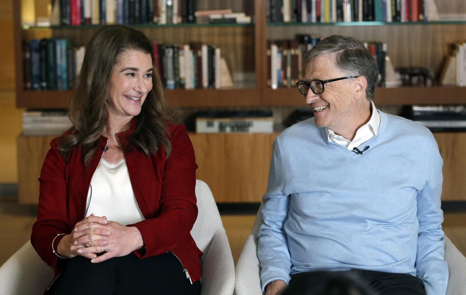 Bill und Melinda Gates lassen sich scheiden Ehe-Aus nach 27 Jahren