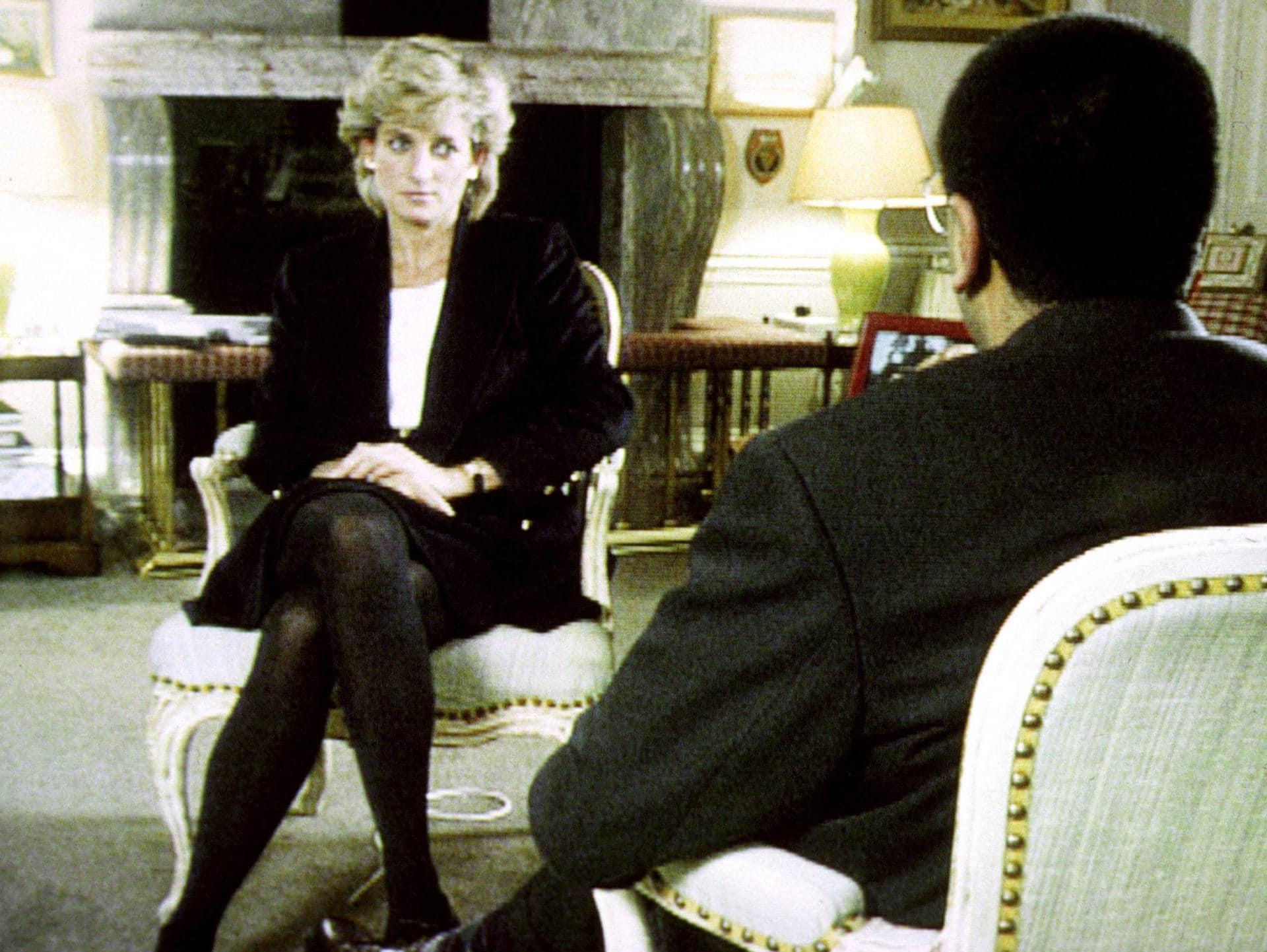 Diana-Interview: Schwere Vorwürfe von Harry und William TV-Geschichte