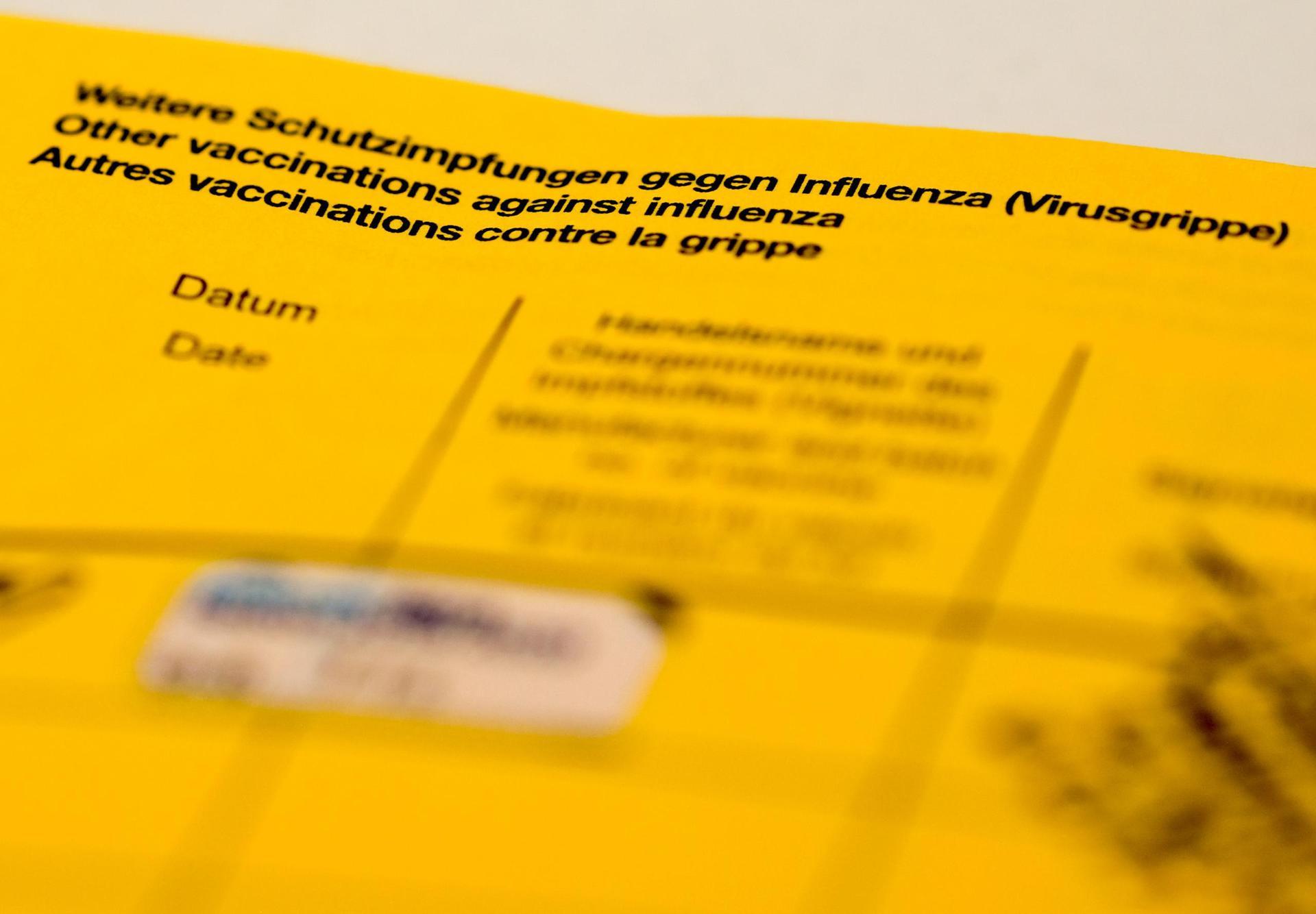 Experten raten zur Vorsicht bei Impfpass-Fotos im Netz Datenschutz