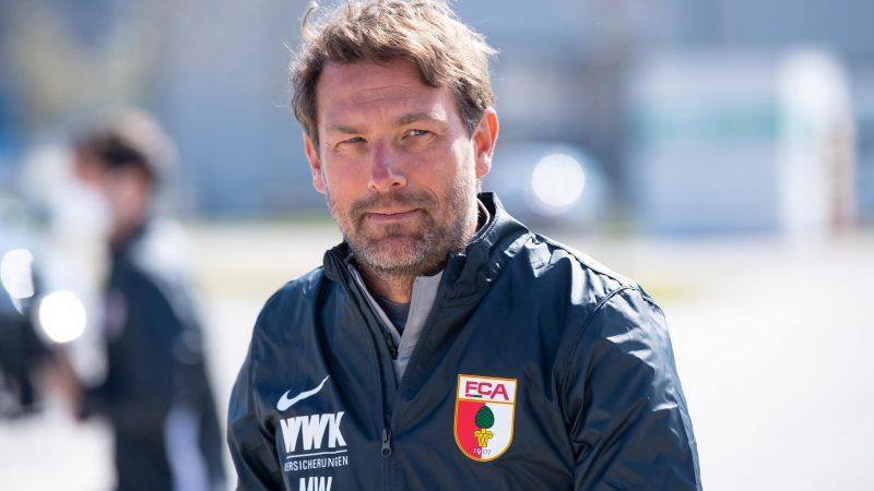 Markus Weinzierl: «Natürlich nicht mehr der Gleiche» Ex-Jahntrainer zurück beim FC Augsburg