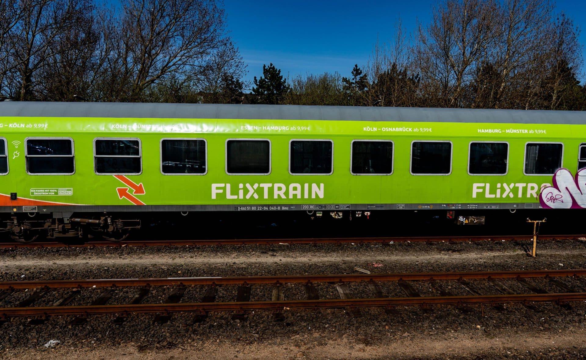 Flixtrain startet nach sechs Monaten Stillstand Bahn-Konkurrent