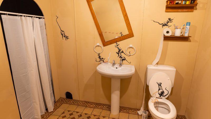 Gewinnspiel-Banksy