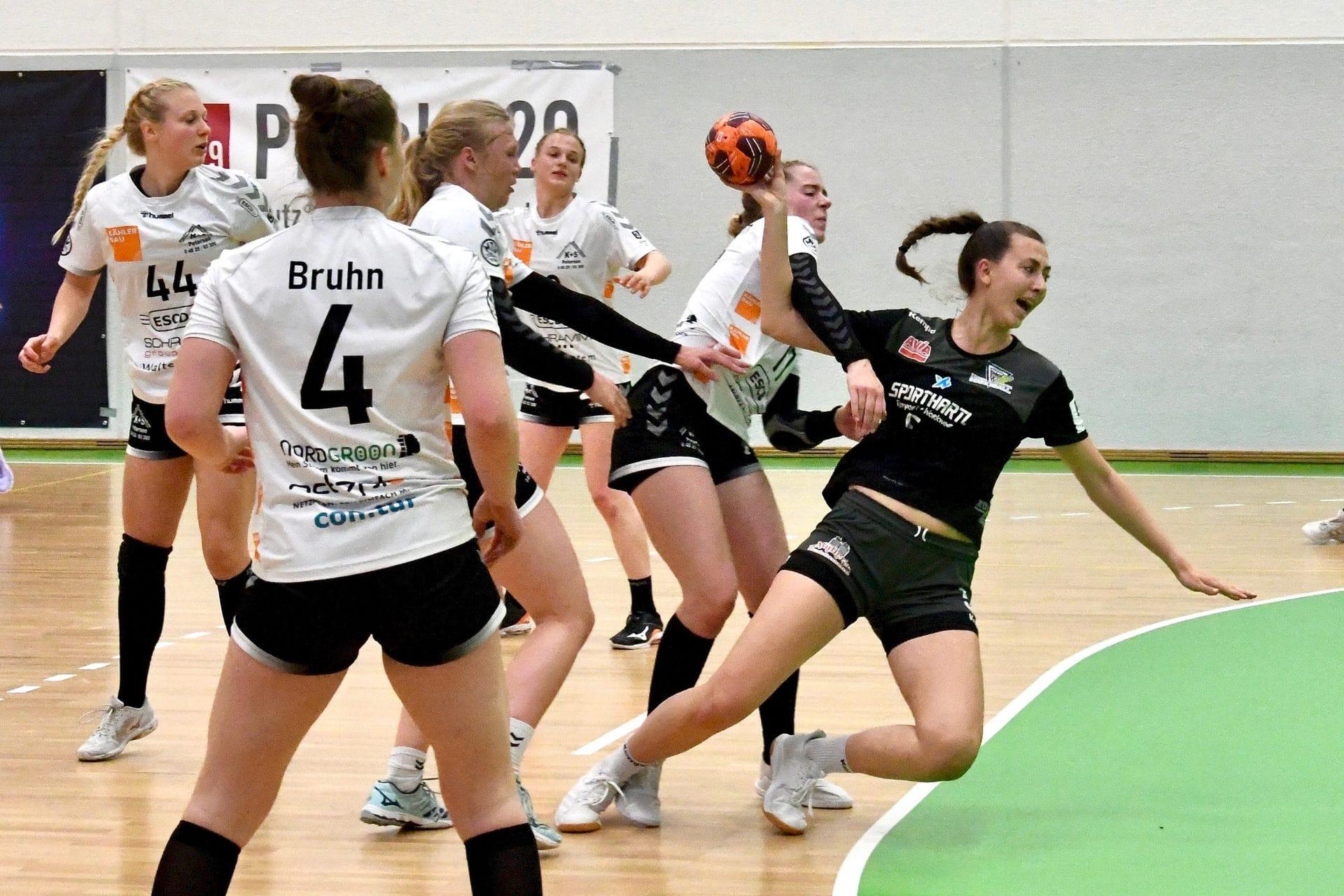 ESV holt sich Tabellenführung in der Zweitliga-Aufstiegsrunde Am kommenden Wochenende gastiert Allensbach bei den Bunker Ladies