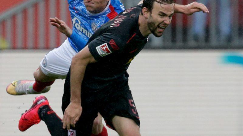 Jahn Regensburg unterliegt mit 2:3