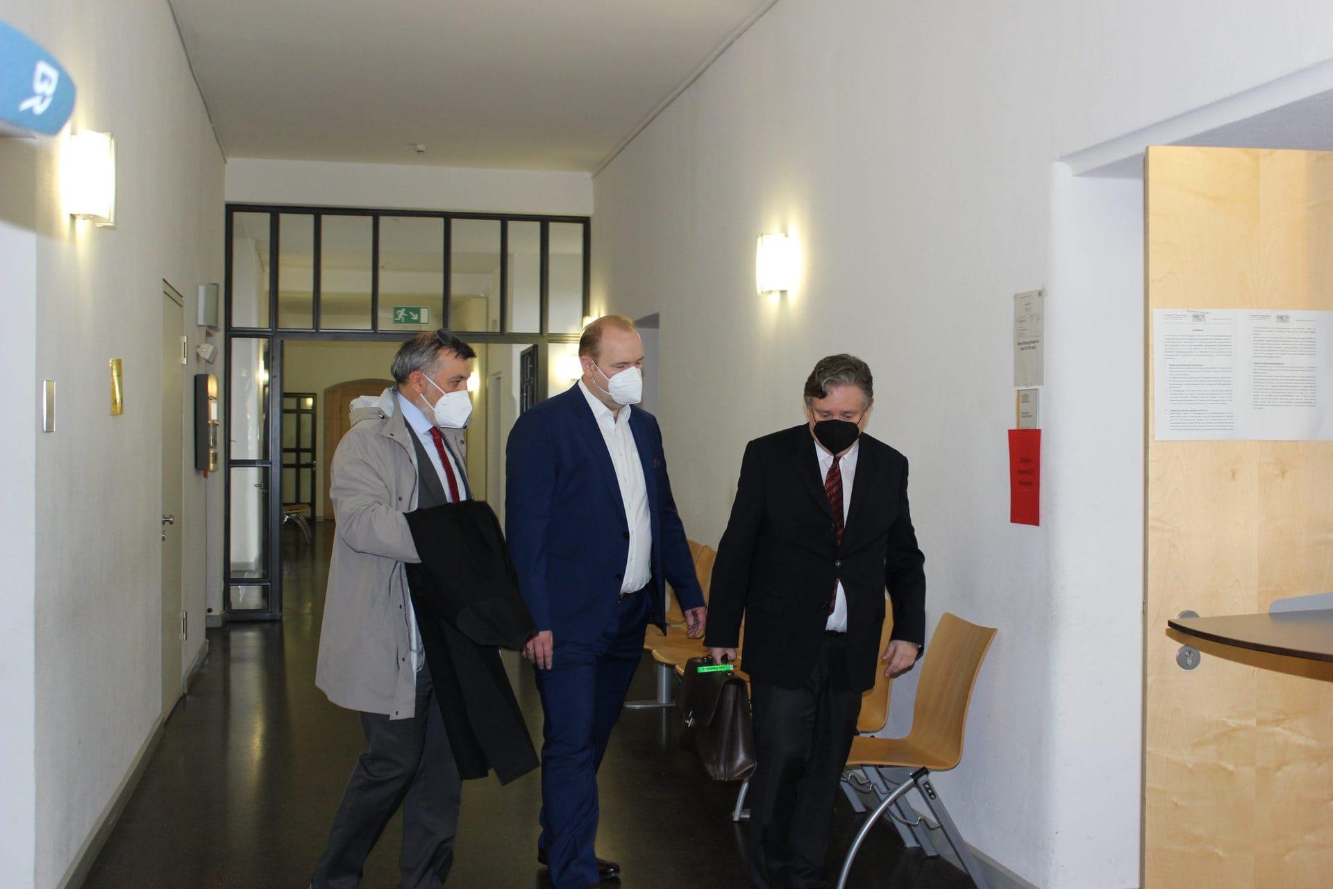 """Ex-OB-Kandidat Christian Schlegl zu Geldstrafe verurteilt """"Froh, dass es vorbei ist!"""""""