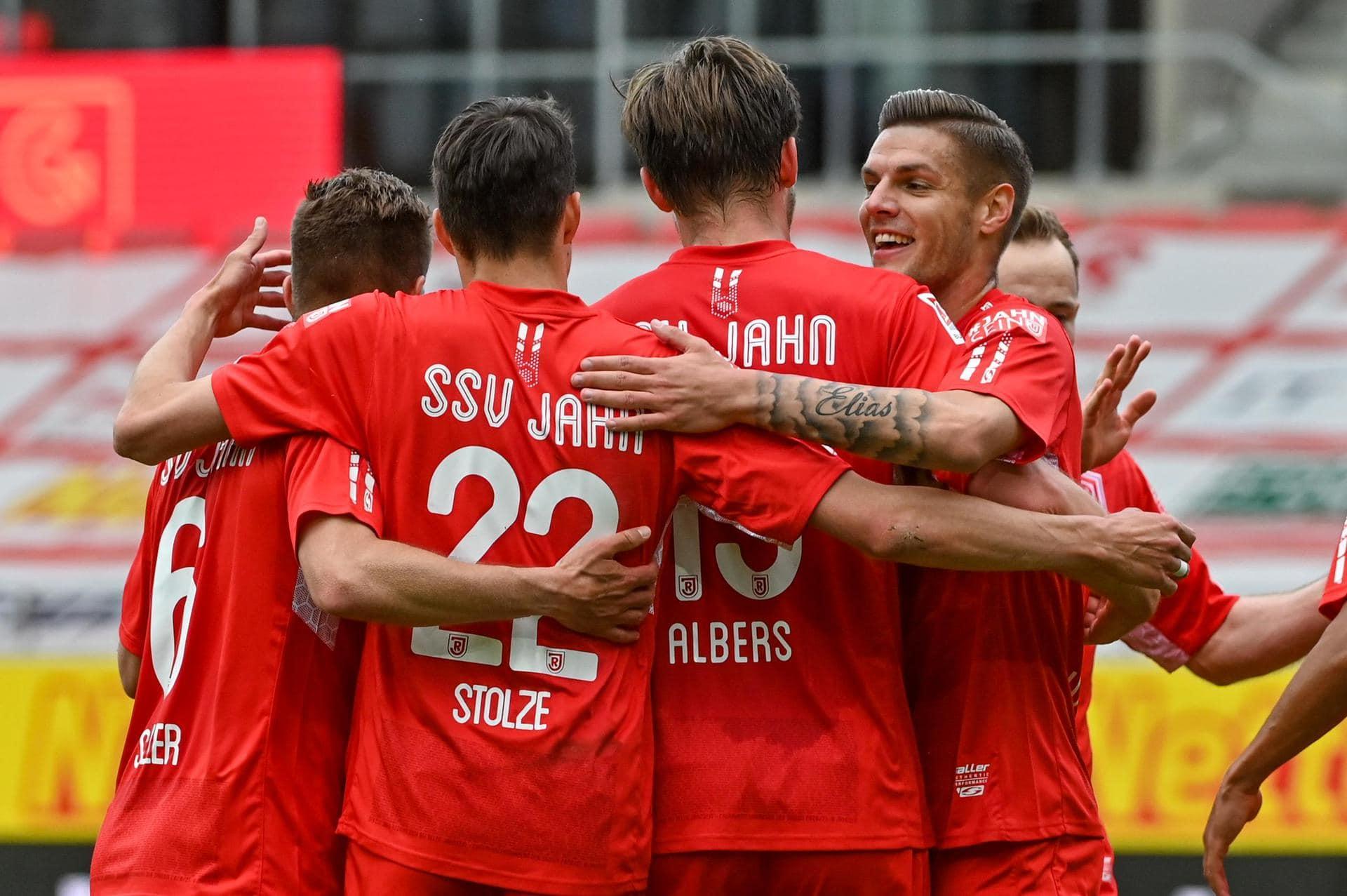 Jahn Regensburg hofft auf hollywoodreife Fortsetzung 2. Bundesliga