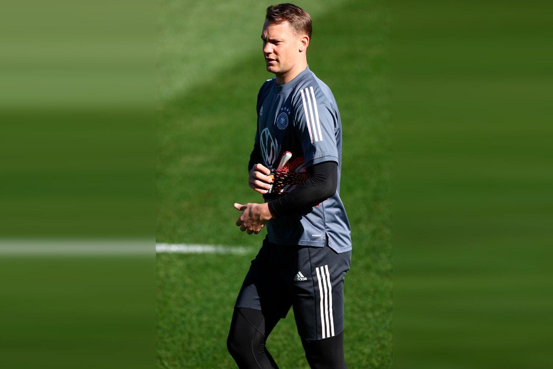Karriereende im DFB-Tor für Neuer kein Thema Nationalmannschaft