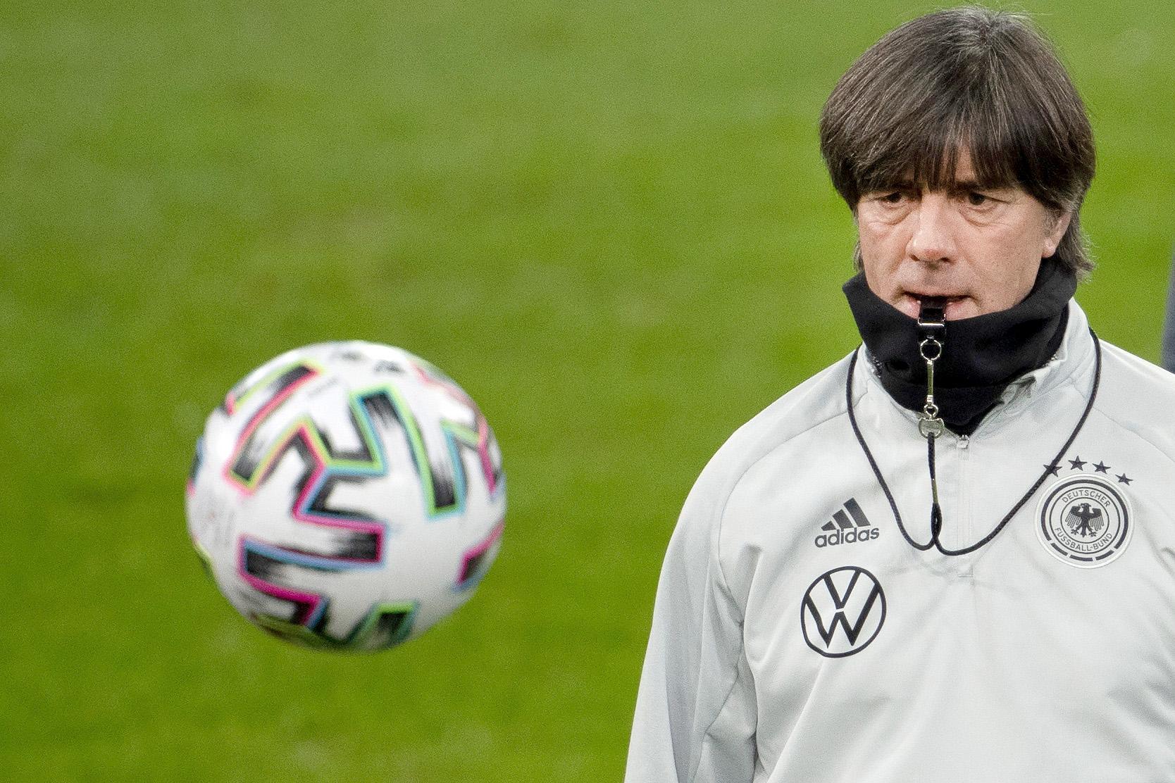 Löw lüftet die letzten EM-Geheimnisse DFB-Kader