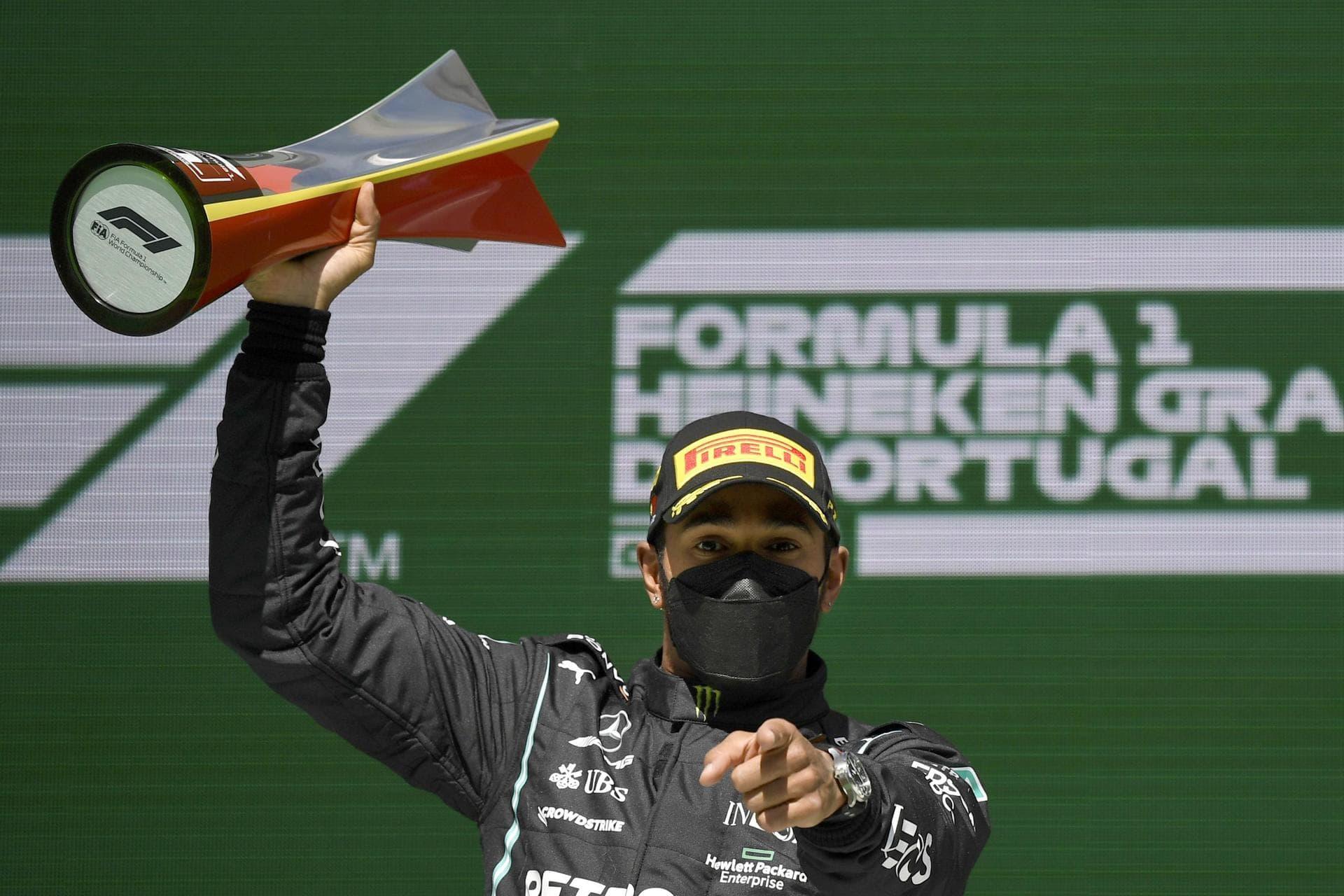 Mercedes-Teamchef: Mit Hamilton noch «eine Zeit dranhängen» Formel 1