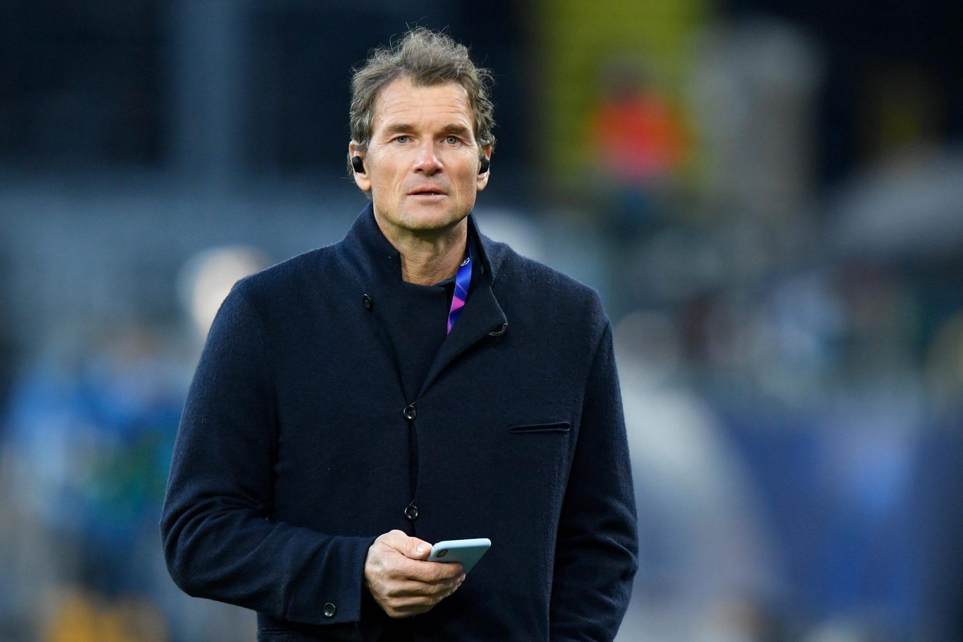 Nach WhatsApp-Eklat: Hertha-Investor wirft Lehmann raus Nachricht an Sky-Experte Aogo