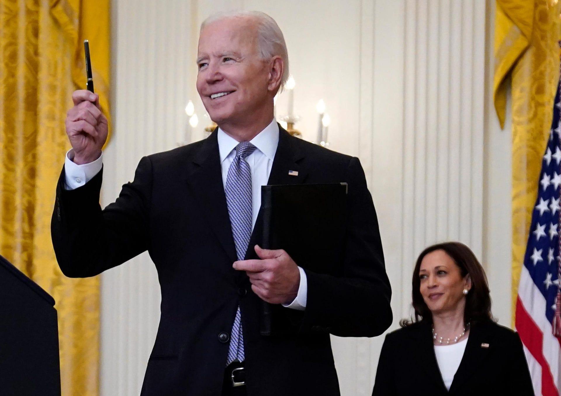 Rückkehr zu Tradition: Biden veröffentlicht Steuererklärung US-Präsident